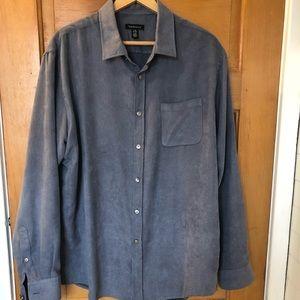 Van Heusen button down long-sleeve shirt